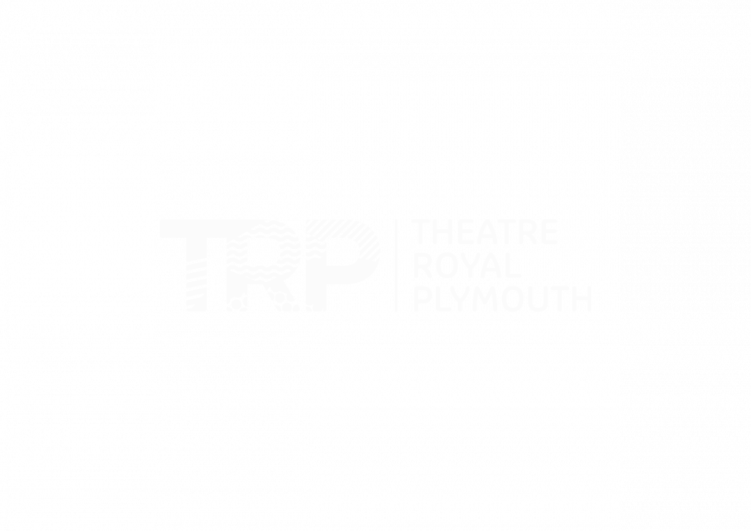 TRP Theatre logo with transparent background