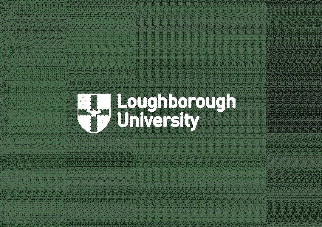 Loughborough University logo on transparent background
