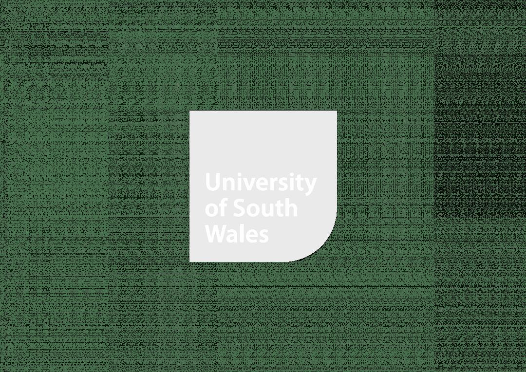 University of South Wales logo on transparent background
