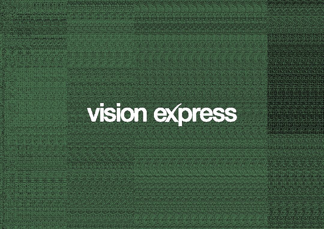 Vision Express logo on transparent background